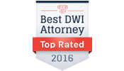 Justin C Olsinski, Ranked #7 on the 2016 Top DWI Attorneys - Charlotte North Carolina List